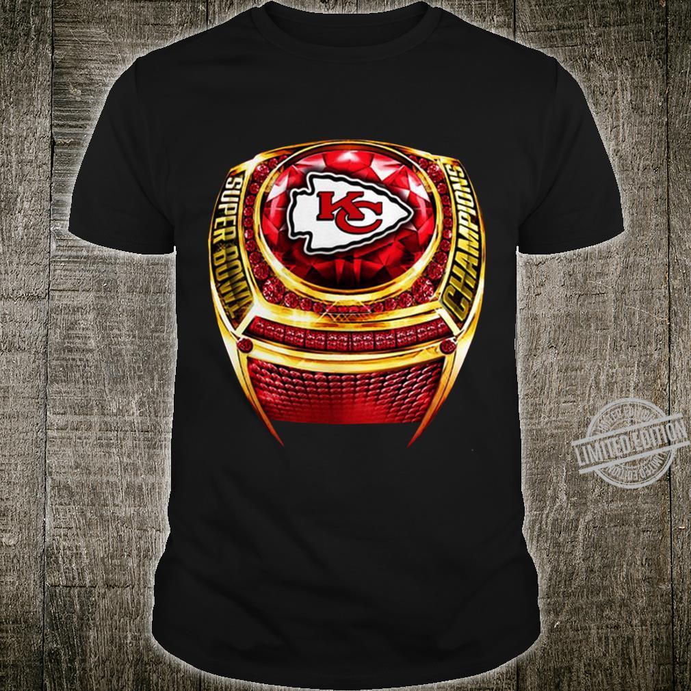 Champions Big & Tall Ring Racerback Shirt