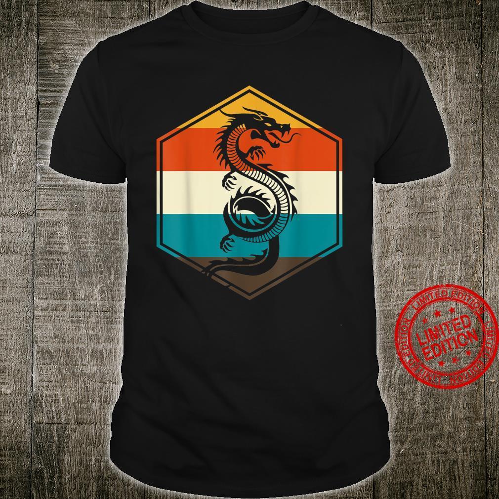 Colorful Dragon Shirt