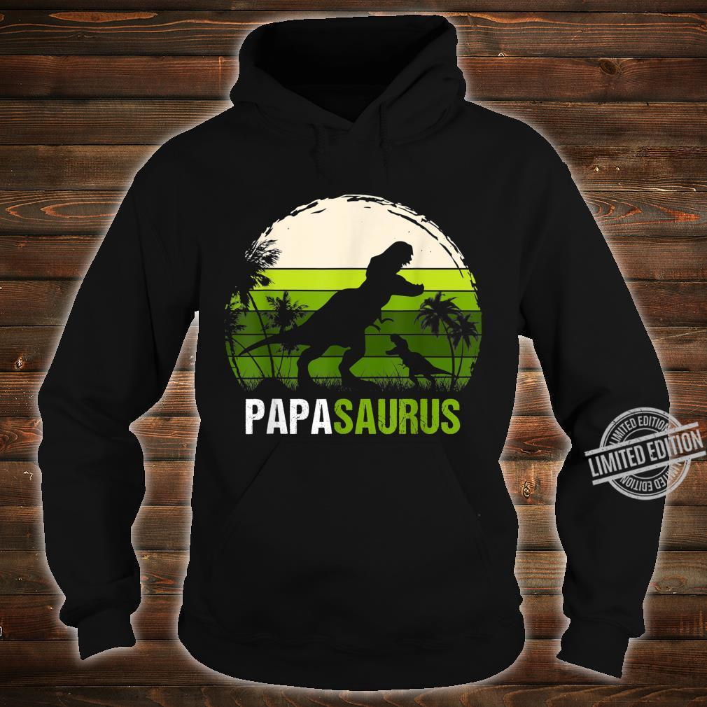 Papa Sauru VIntage Shirt hoodie
