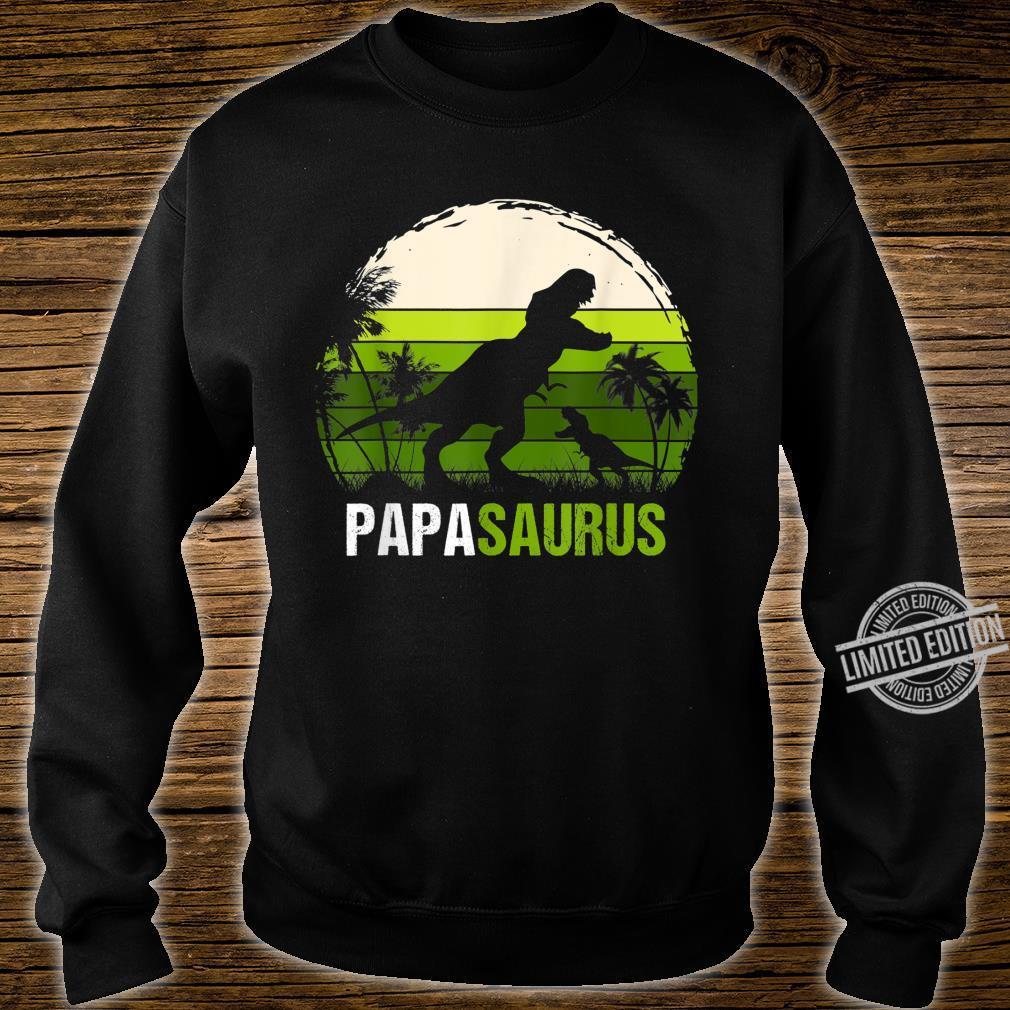 Papa Sauru VIntage Shirt sweater