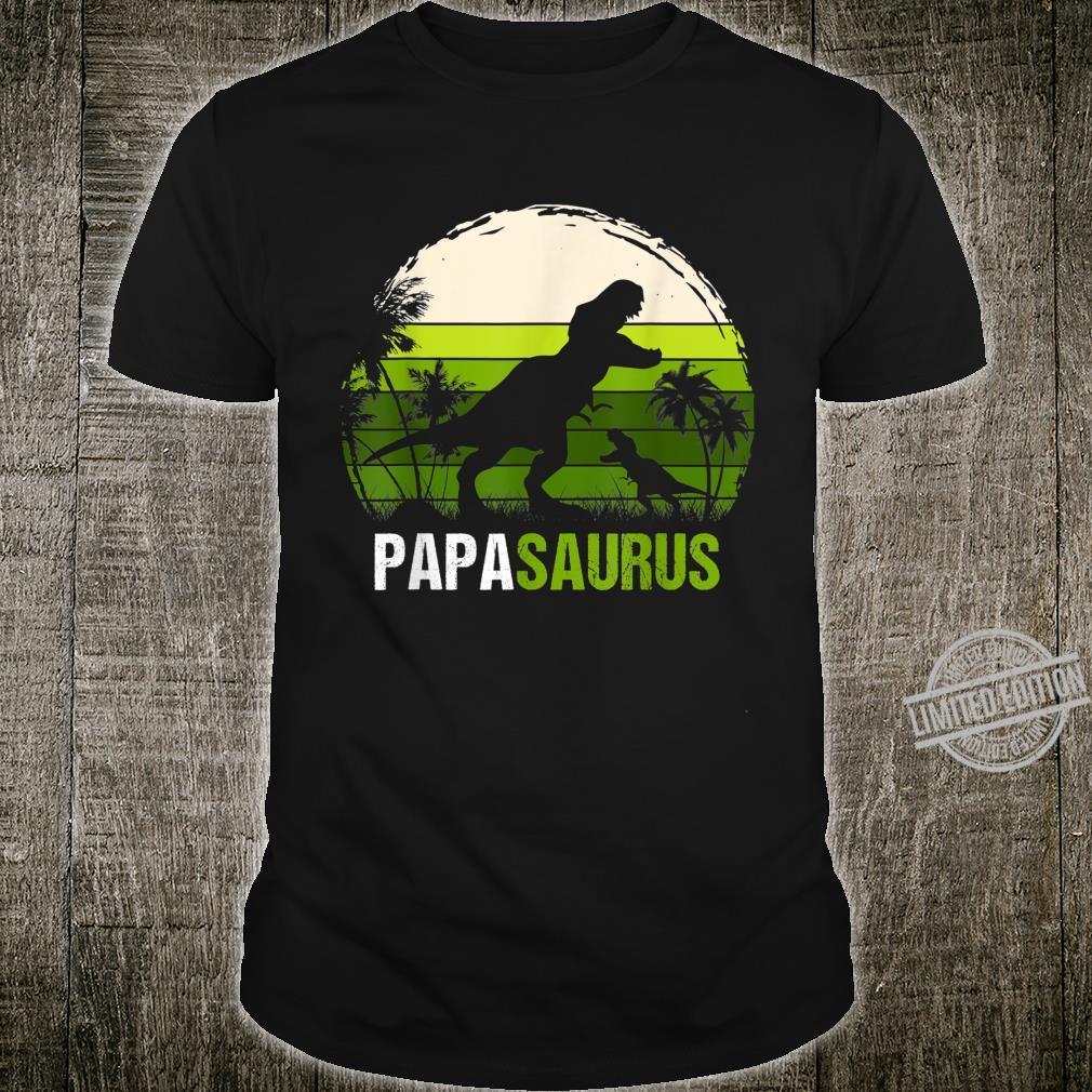 Papa Sauru VIntage Shirt