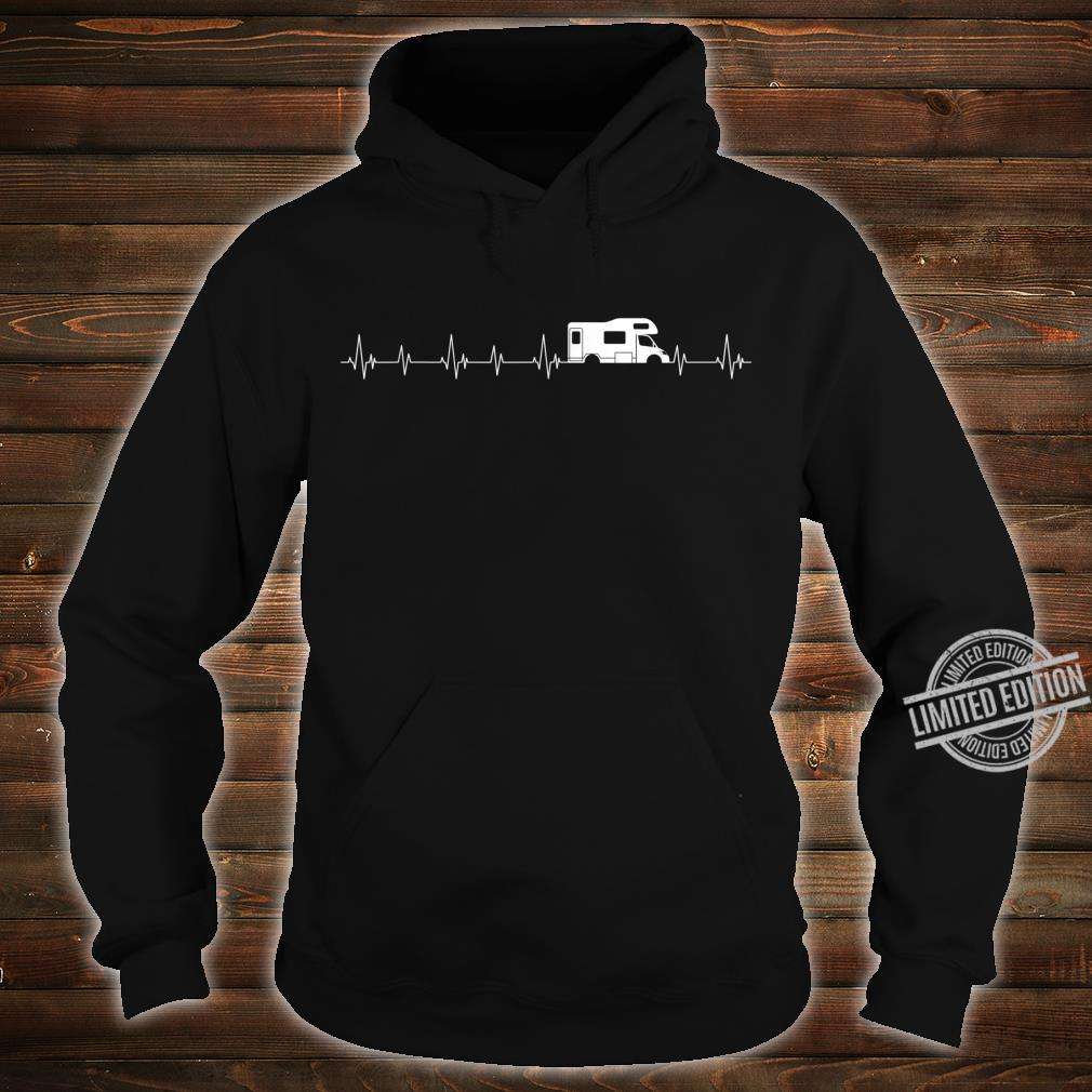 Perfect Camper Heartbeat For Camping Campfires Shirt hoodie