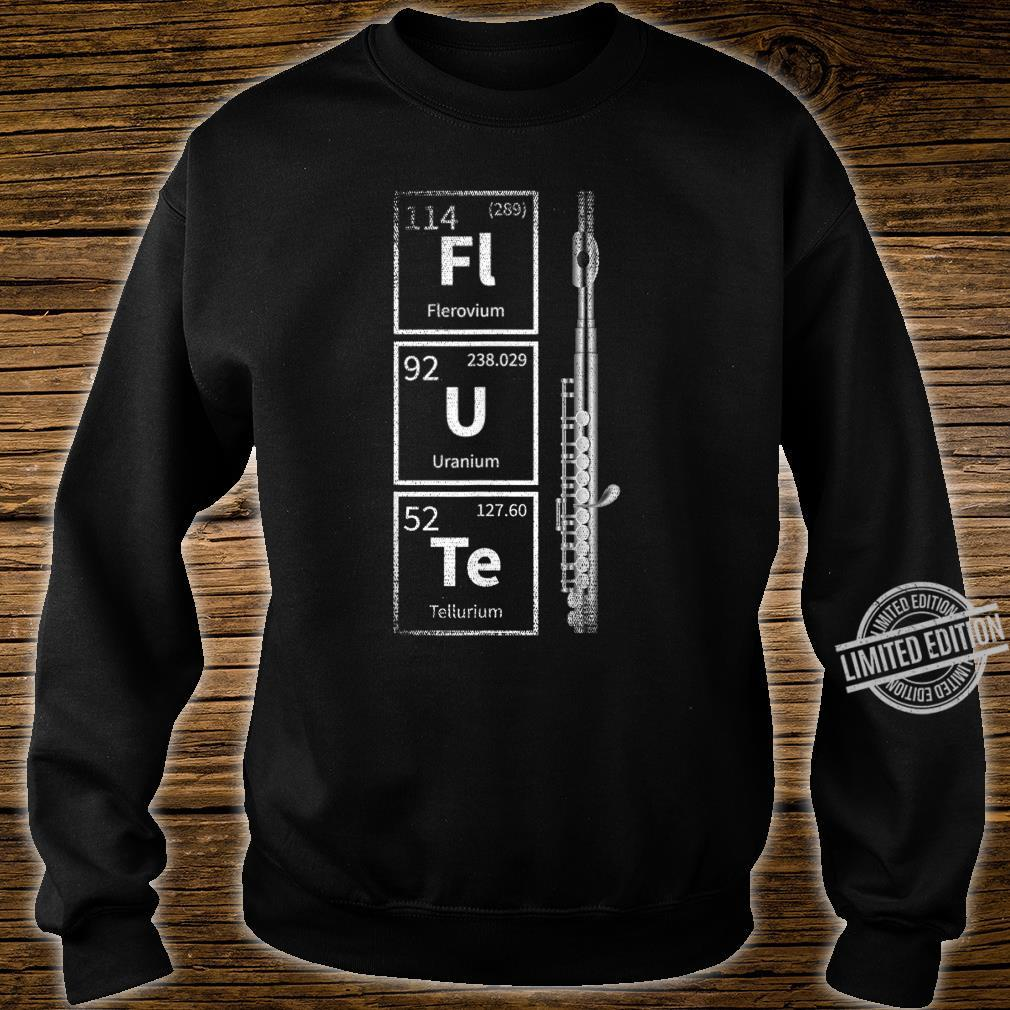 Periodic System Flute Shirt sweater