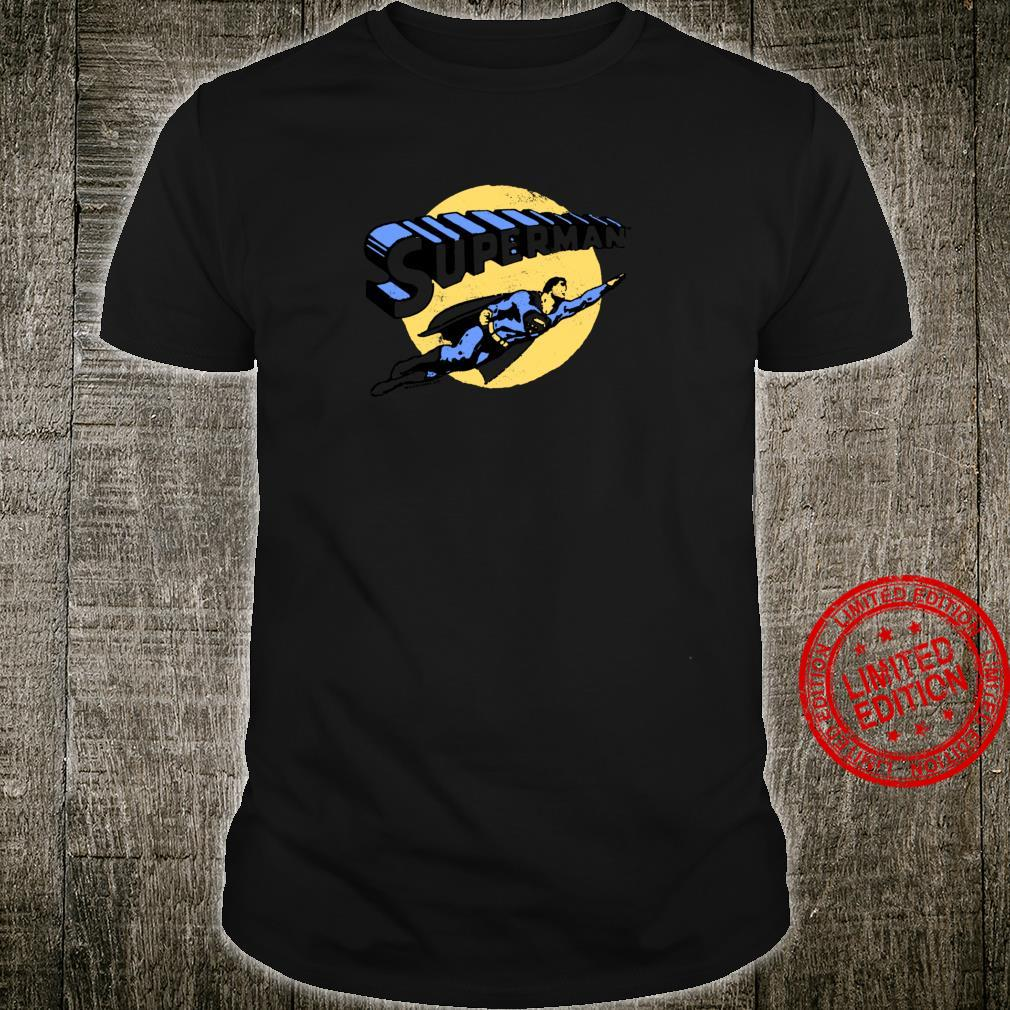 Superman Fly By Shirt