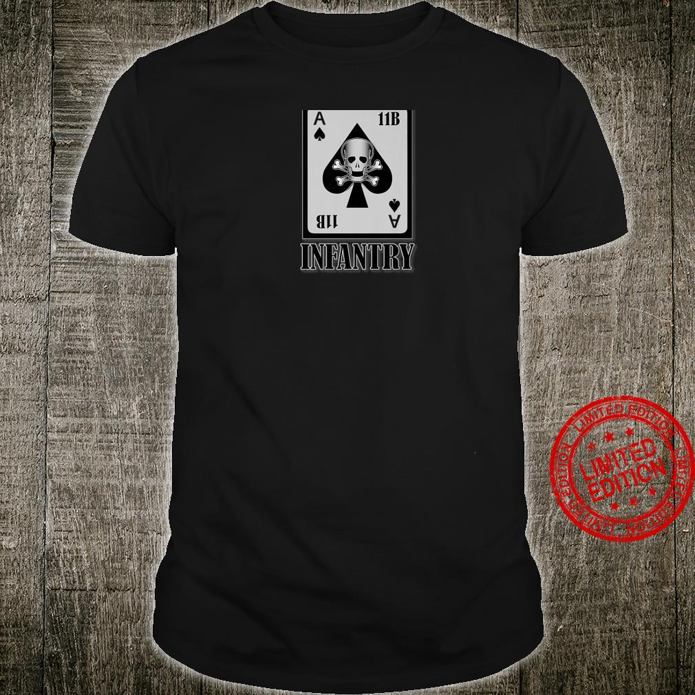 U.S. Army Infantry Back Design Shirt